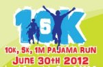 10K, 5K, 1M Pajama Run and Summer Expo and Happy Hour on the Shore