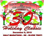Lopers Club 29th Annual Holiday Classic 5K and Half Marathon