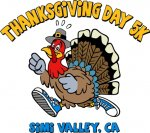Thanksgiving Day 5K Simi Valley