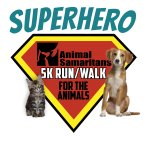 Animal Samaritans Superheroes 5K