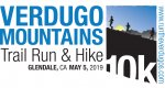Verdugo Mountains 10K Trail Run & Hike