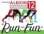 SD Run for Fun 5K Presented by Albion 12 Foundation