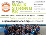 5K Walk Strong to Benefit Cancer Recovery Clients